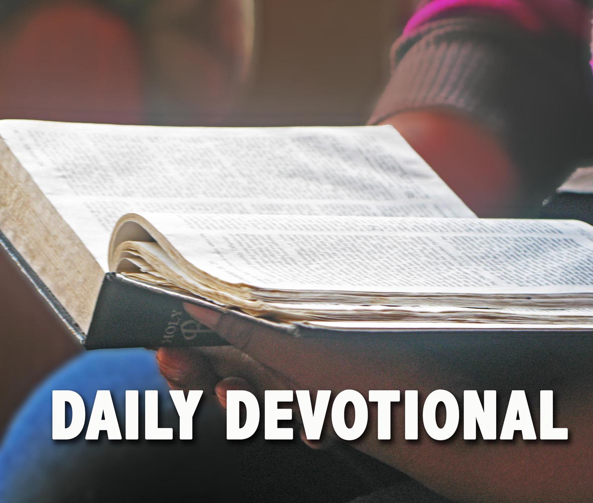Follow Bethany Fellowship Church's Daily Devotional Reading