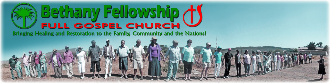 Full Gospel Church of God in Southern Africa Bethany Fellowship Cape Town